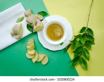Ginger ginger tea 5