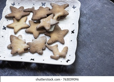 Gingerbread Christmas cookie