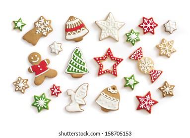 Imagenes De Galletas De Navidad Animadas.Fotos Imagenes Y Otros Productos Fotograficos De Stock