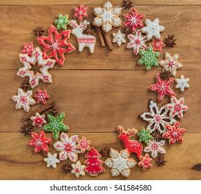 Decoration Biscuit Noel.Noel Biscuit Stock Photos Images Photography Shutterstock