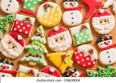 Gingerbread cookies,Christmas cookies, homemade