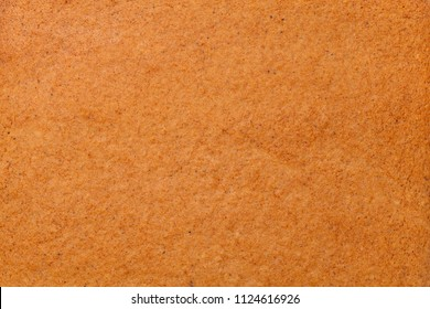 Gingerbread texture for background. Top view