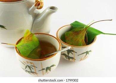 Ginko tea