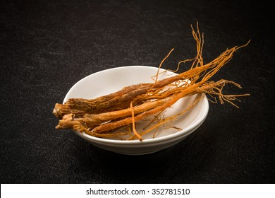ginseng Chinese health food