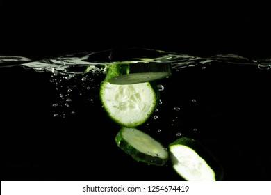 gintonic vodka cucumber