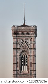Giotto's Florence campanile is one of Italian loveliest bell towers