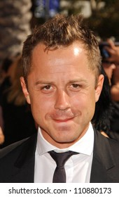 Giovanni Ribisi  at the 2007 Primetime Creative Arts Emmy Awards. Shrine Auditorium, Los Angles, CA. 09-08-07