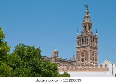 Giralda, Seville, Andalusia, Spain