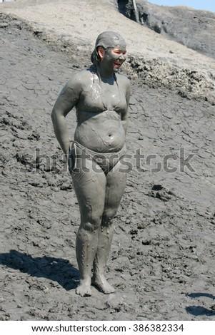 Have Nudist mud bath criticism