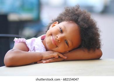 girl black cute