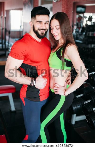 Dating Girl Gym