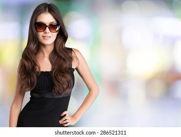 Girl, fashion, urban.