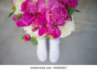 Girl is keeping 