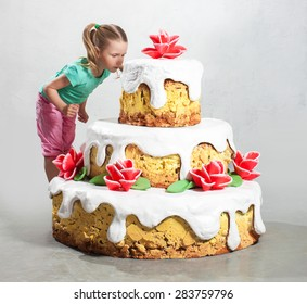 Wondrous Huge Cake Images Stock Photos Vectors Shutterstock Funny Birthday Cards Online Alyptdamsfinfo