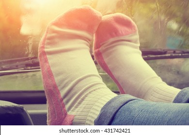 Socks Raining Stock Photos Images Photography Shutterstock