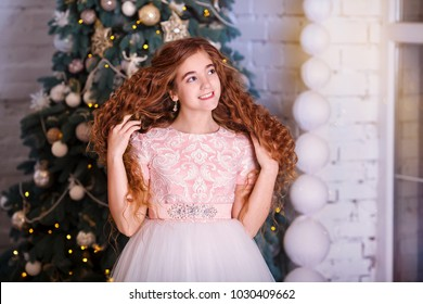 girl portrait smile