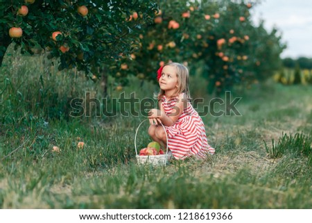66ea115c67d Girl Red Dress Red Flower Her Stock Photo (Edit Now) 1218619366 ...