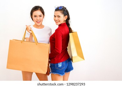 GIRL SHOPPING ONLINE, SHOPAHOLIC CONCEPT
