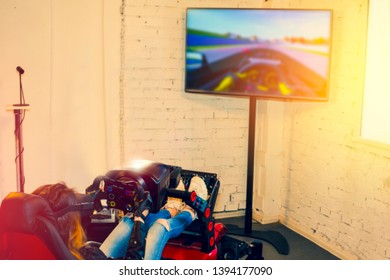 Racing Steer Game Images, Stock Photos & Vectors | Shutterstock