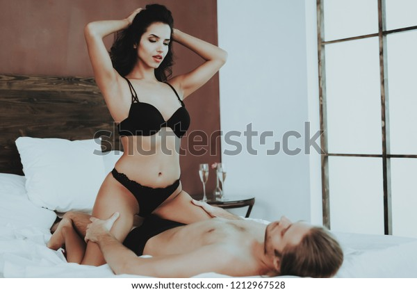 Prime Girl Sitting On Man Person Black Stock Image Download Now Uwap Interior Chair Design Uwaporg