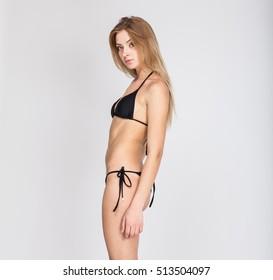 girl swimwear studio