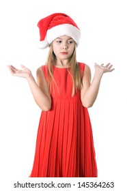 Girl upset that there is no gift