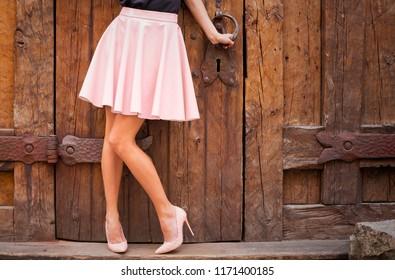 Phrase necessary Girls high kick skirt did