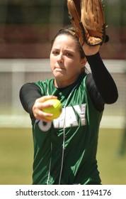 girl's softball