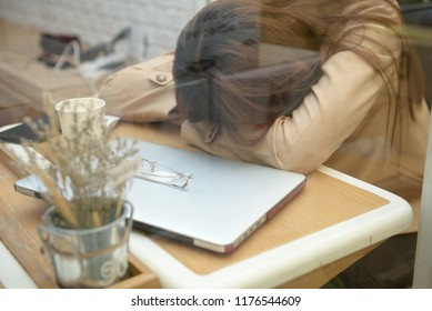 Girls working stress daily. They needs time to relax their brain. A lot problem with work and colleagues.