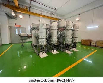 GIS Substation Electric-room Electric Electronics HighVoltage Transfromer