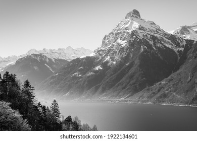 Gitschen mountain peak, 2'513 m. Switzerland. Alps. Canton of Uri.
