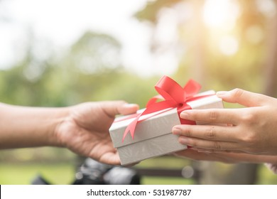 Give gift