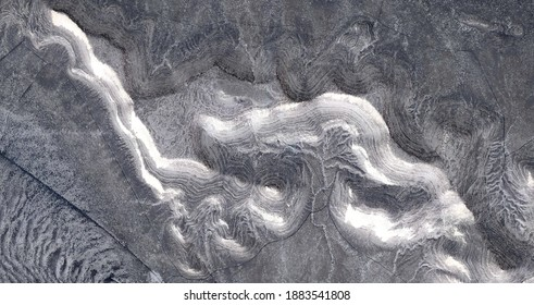 give me your paw,  United States, abstract photography of relief drawings in  fields in the U.S.A. from the air, Genre: Abstract Naturalism, from the abstract to the figurative,