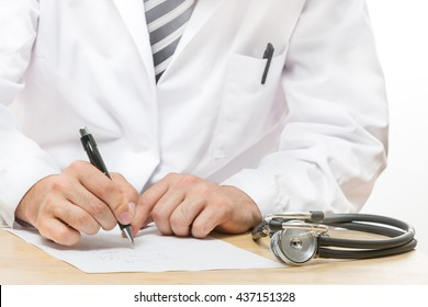 to give sb. a prescription