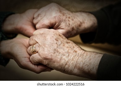 Give strength and support to elderly people
