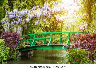 Giverny Garden France