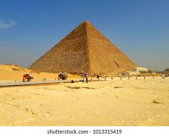 Giza Pyramid Cairo, Egypt