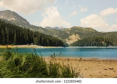 Glacial lake Montenegro - Zabljak