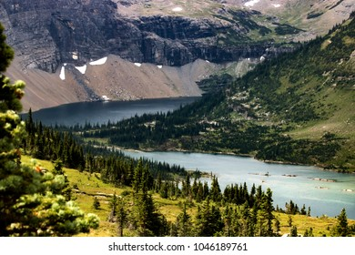 Glacial Lakes and Mountain Forest