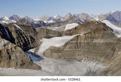 Glacial Peaks - Northeast Greenland National Park