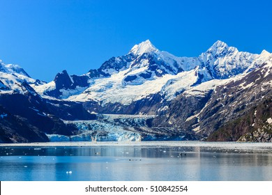 Glacier Bay National Park, Alaska. Johns Hopkins Inlet.