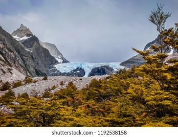 Glacier Los Perros