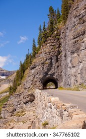 Glacier National Park belong Going to the sun road
