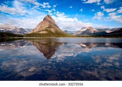 Glacier National Park. Montana