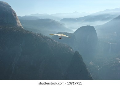 Glacier Point is a viewpoint above Yosemite Valley, in California