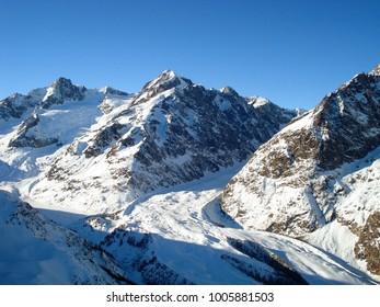 Glacier in the Sun - France