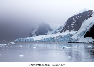 Glaciers, Neko Harbour, Antarctic Peninsula, Antarctic
