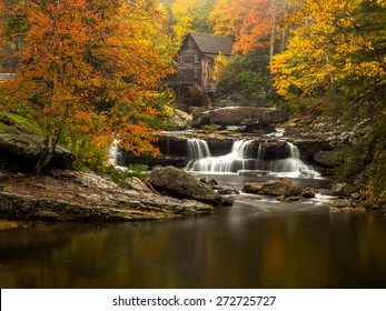 Glade Creek Grist Mil, West Virginia