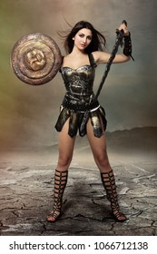 Gladiator Roman warrior