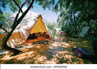 Glamping Retreat